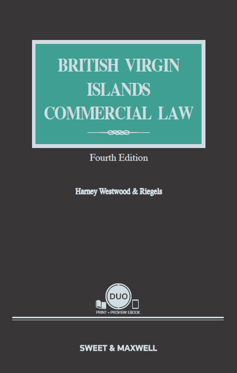 British Virgin Islands Commercial Law, Fourth Edition