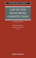 Law of the Hong Kong Constitution, Second Edition